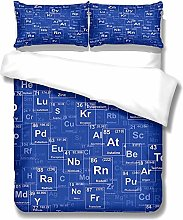 QNZOR Duvet Cover Sets Pillowcases Bedding Super