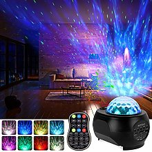 Qomolo Star Projector Night Light Projector with