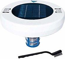 QOTSTEOS Solar Pool Ionizer, Swimming Pool