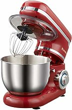 QOUDU Stand Mixer, 6 Speeds Cake Mixer, 1200W Food