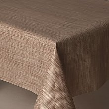 QPC Direct Hessian Linen Woven Effect Print PVC