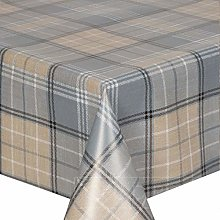 QPC Direct Tartan Tweed Plaid Check Effect PVC