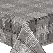 QPC Direct Tartan Tweed Plaid Check Effect PVC