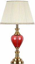 QQAB Fashion-1 Modern Clear Glass Table Lamp,