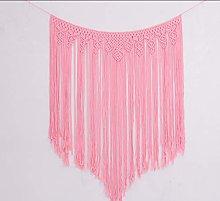 QQFENG Macrame Wall Hanging Bosimiah Hand-Woven