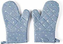 QQGGTongFeng Non-Slip 2pcs Microwave Glove