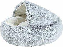 QQW Dog Cave Bed Pet Bed Pet Nest Pet Beds for
