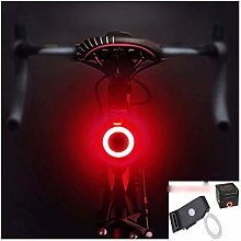 QQW Multi Lighting Modes Bicycle Light Charge Led