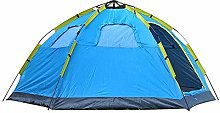 QQW Single-Layer Large Hexagonal Tent Automatic