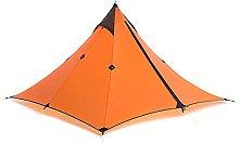 QQW Tent 1 Person Tent Outdoor Camping Minaret