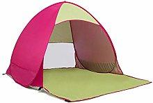 QQW Tent Automatic Sun Tents Pop up Beach Tent