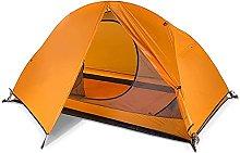 QQW Tent Camping Tent Portable Ultralight 1 Man