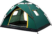 QQW Tent Ls, 2 Man Ideal for Camping in The