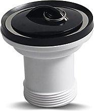 Qrity 70mm Sink Collection Basket Strainer Waste