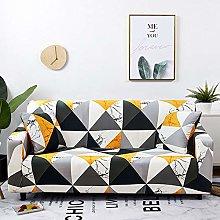 QTSUANNAI Sofa Cover,Elastic Sofa Triangle Crack