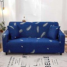 QTSUANNAI Universal Sofa Cover,Printed Sofa Cover
