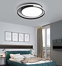 QTWW LED Ceiling Light,Modern Dimmable with Remote