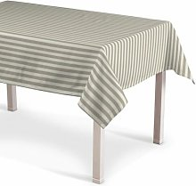 Quadro Tablecloth Dekoria Colour: Light brown and