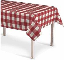 Quadro Tablecloth Dekoria Size: 130cm W x 250cm L,