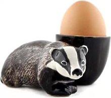 Quail Ceramics - Badger Egg Cup
