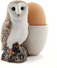 Quail Ceramics - Barn Owl Egg Cup
