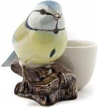 Quail Ceramics - Blue Tit Egg Cup