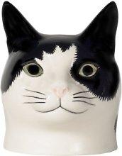 Quail Ceramics - Cat Face Egg Cup - Barney