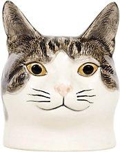 Quail Ceramics - Cat Face Egg Cup - Edith