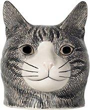 Quail Ceramics - Cat Face Egg Cup - Patience