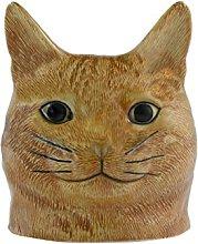 Quail Ceramics - Cat Face Egg Cup - Vincent