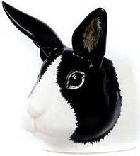 Quail Ceramics - Dutch Rabbit Face Egg Cup