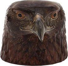 Quail Ceramics - Eagle Face Egg Cup