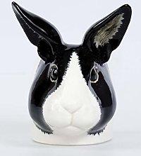 Quail Ceramics Fine China Rabbit Face Egg Cup