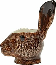 Quail Ceramics Hare Face Egg Cup