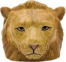Quail Ceramics - Lion Face Egg Cup