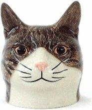 Quail Ceramics - Millie Cat Face Egg Cup