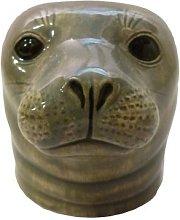 Quail Ceramics - Seal Face Egg Cup