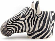 Quail Ceramics - Zebra Face Egg Cup by Quail by