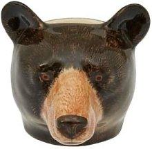 Quail Designs Ltd - Black Bear Face Egg Cup
