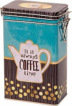 Quality IT IS ALWAYS COFFEE TIME - Vintage Style