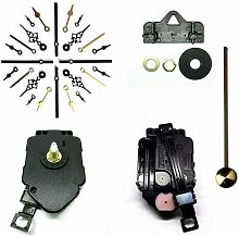 Quartz Complete New Pendulum Clock Movement Kit &