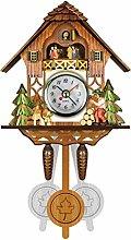 Quartz Cuckoo Clock Cuckoo Clock for Wall,