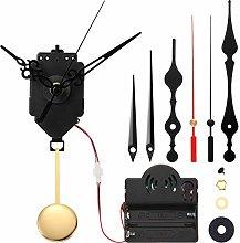 Quartz Pendulum Trigger Clock Movement Chime
