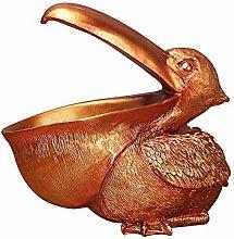 QUEENBACK Key storage tool, Toucan Pelican Storage