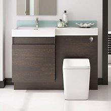 Queensberry 3-Piece Bathroom Furniture Set Belfry