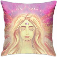 QUEMIN Pink Intuition Woman Third Eye Psychic