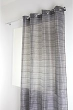 Quesada Eyelet Semi Sheer Curtain Brayden Studio
