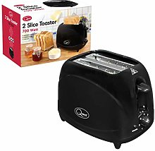 Quest 34280 Classic Two Slice Toaster Variable