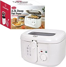 Quest 35119 Deep Fat Fryer with Viewing Window 2.5