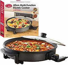 Quest 35500 Multi-Function Electric Cooker Pan